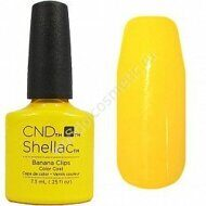 CND Shellac BANANA CLIPS 7ml